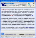 Vu password