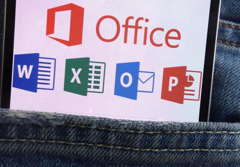 Utiliser Microsoft Office gratuitement sur Android et iOS