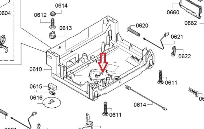 Code Erreur E15 Machine à Laver La Vaisselle Siemens