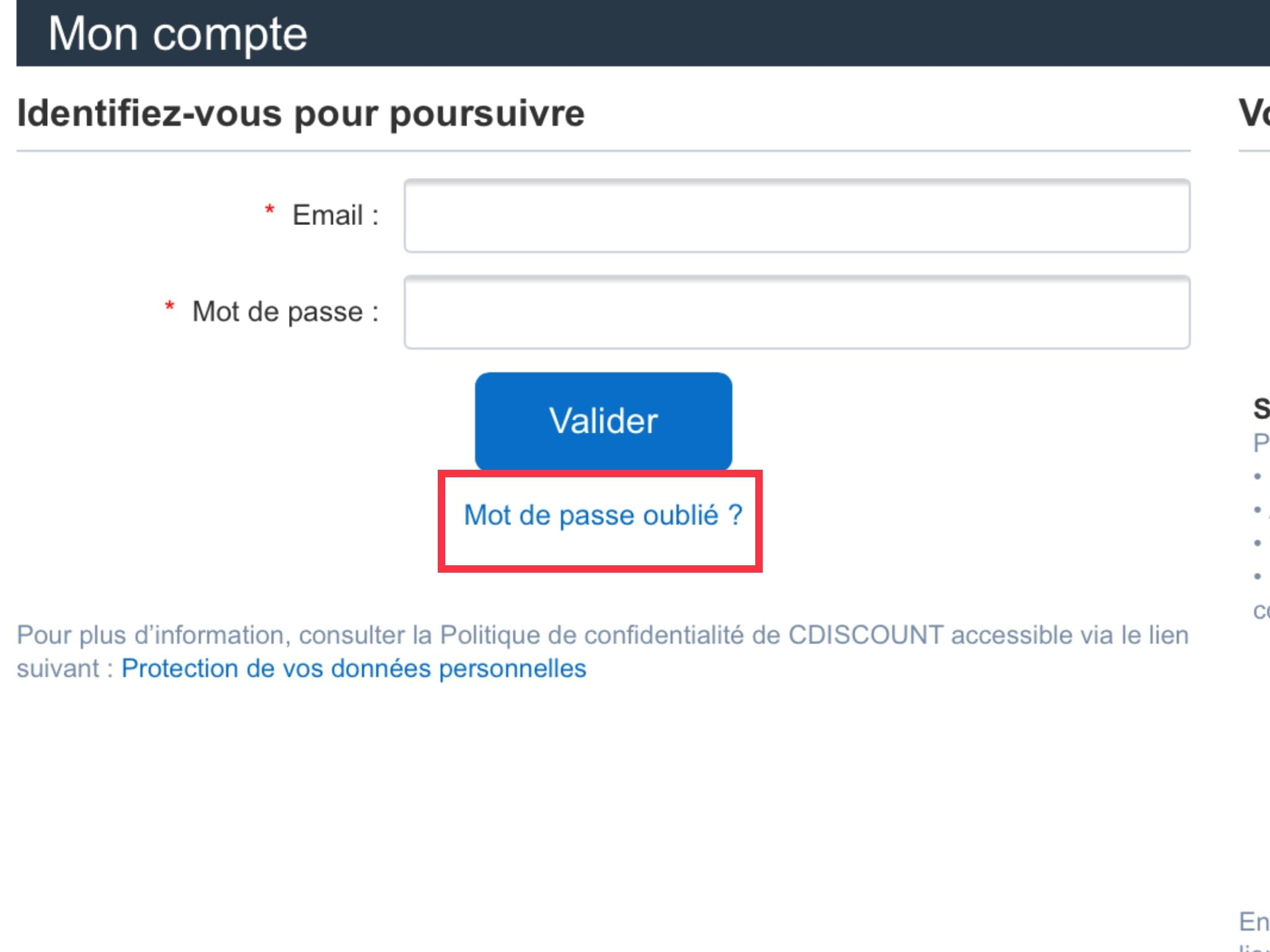 Carte Cdiscount Forum 2018.Contacter Cdiscount Par Mail Resolu