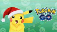 C'est Noël en avance sur Pokémon Go