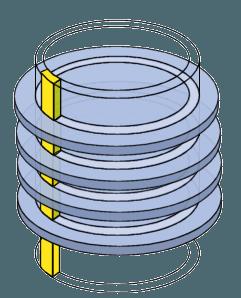 Cylindres de disque dur