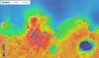 Et si on s'offrait une découverte virtuelle de la planète Mars ?