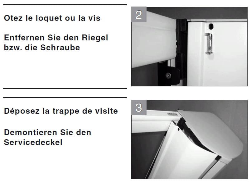 Volet Bubendorff Comment Ouvrir Le Coffre Resolu Linternaute Com