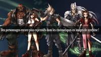 Final Fantasy VII est disponible sur l'App Store