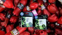 Des cartouches en plastique recyclé pour HP