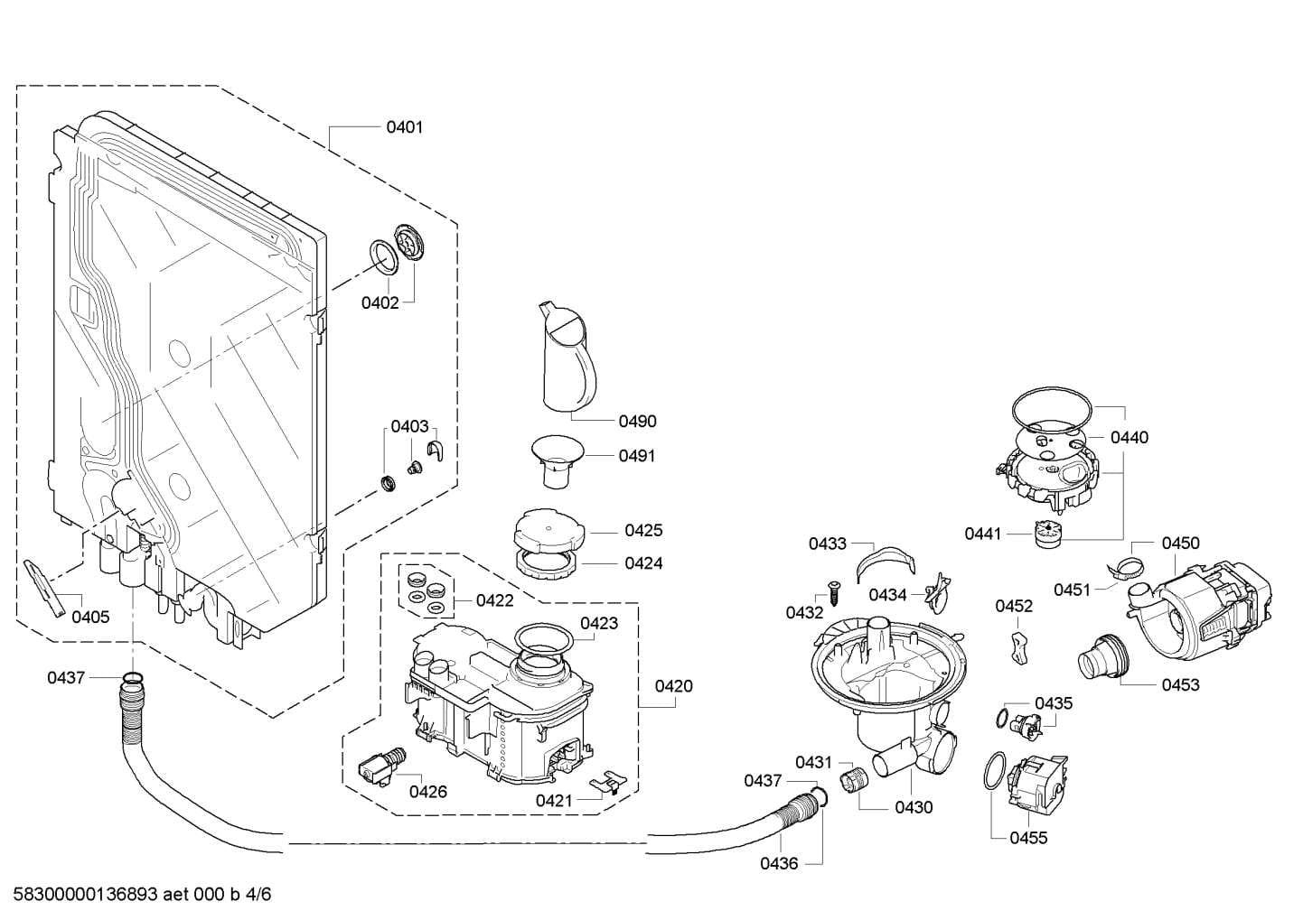 lave vaisselle bosch erreur e17 video. Black Bedroom Furniture Sets. Home Design Ideas