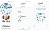 L'OMS lance hearWHO, une application pour détecter la surdité