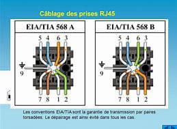 Câblage Prise Rj45 Linternautecom
