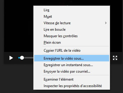 Telecharger video youtube sous firefox