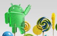 Google : Android 5.0 Lollipop