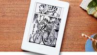 Amazon lance un Kindle dédié aux manga