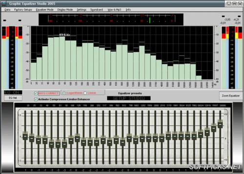 T l charger graphic equalizer studio gratuit - Table de mixage virtuel a telecharger gratuitement ...