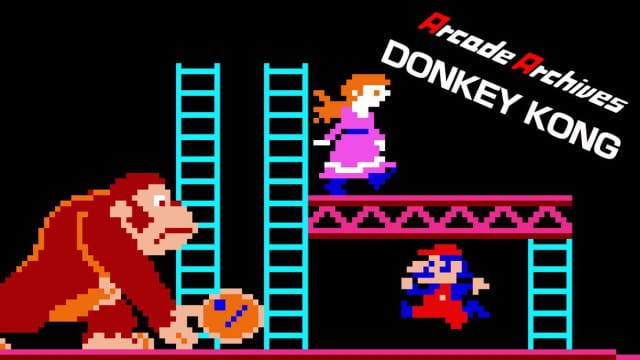 Donkey Kong revient sur la Switch