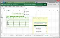 Microsoft apporte plusieurs améliorations à Office Online