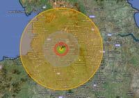 Nukemap : faites exploser une bombe nucléaire.