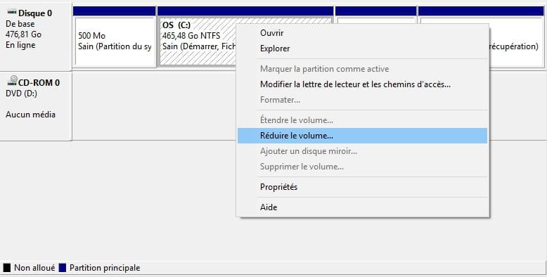 Comment formater le disque dur sous windows 7   wekyo.