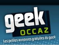 Geek-occaz.fr : «  les petites annonces gratuites du geek »