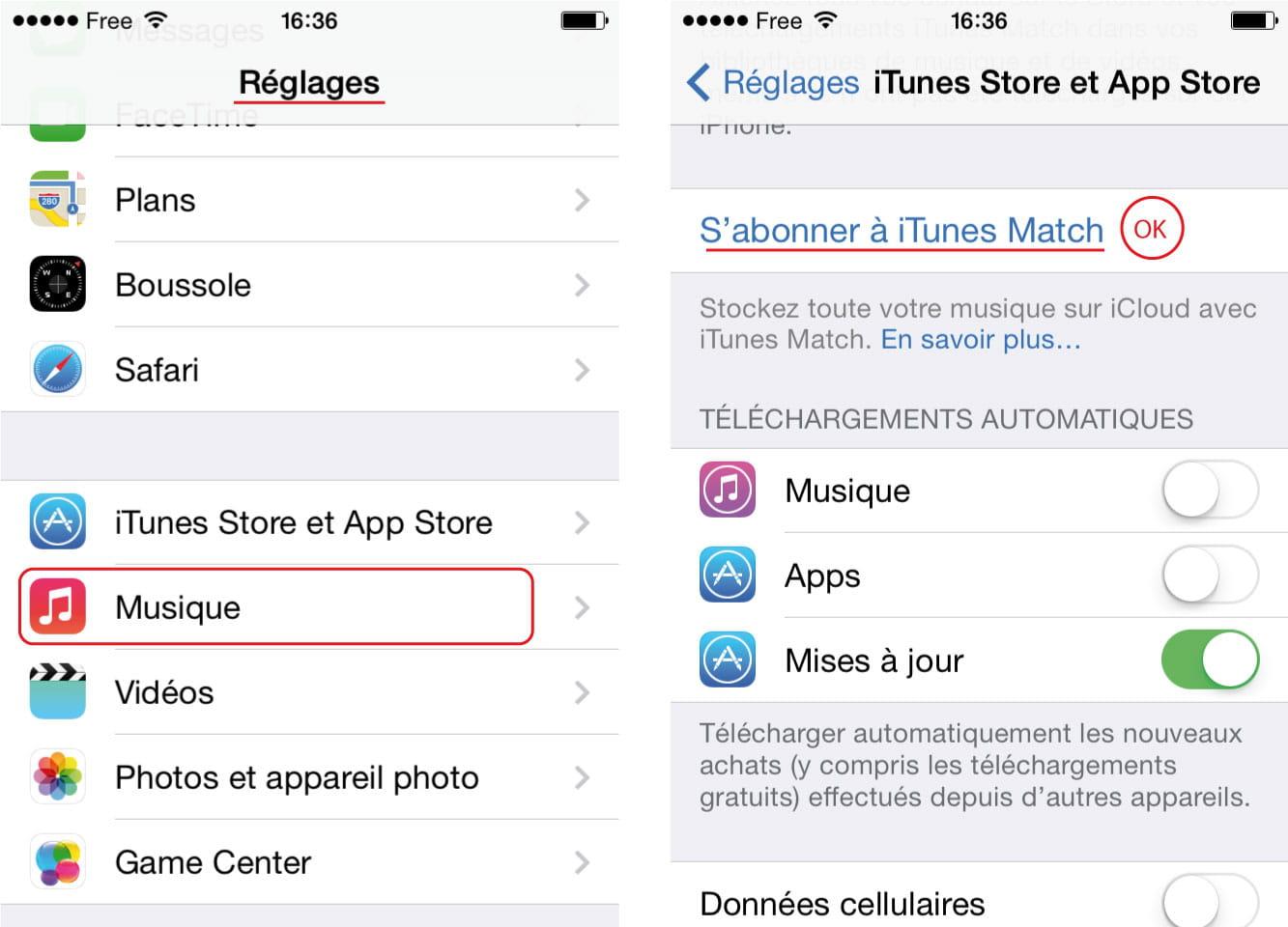 Ipad iphone supprimer une musique de l 39 ipad ou de l 39 iphone for Supprimer les vers