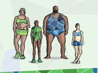 A quel athlète des JO ressemblez-vous ?