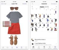 Stylebook, un placard virtuel pour gérer vêtements et tenues