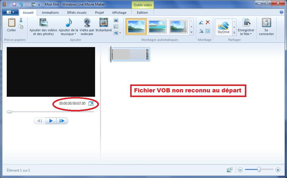 Derniere version movie maker windows 7