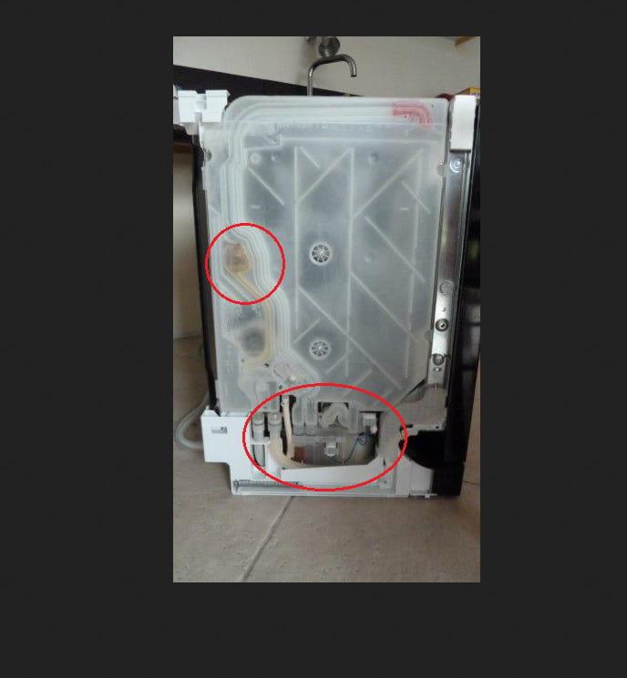 Code Defaut E02 Sur Lv Bosch Ref Sms69m38ff50
