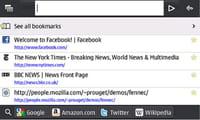 Firefox 4 for mobile débarque en bêta