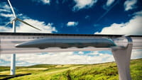 Une compagnie Hyperloop s'installe en France