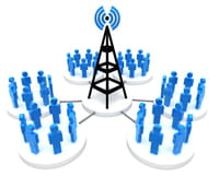 Médias sociaux : un canal de communication efficace pour 9 entreprises sur 10