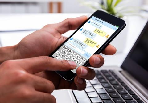 Clavier Android disparu: comment le faire réapparaître