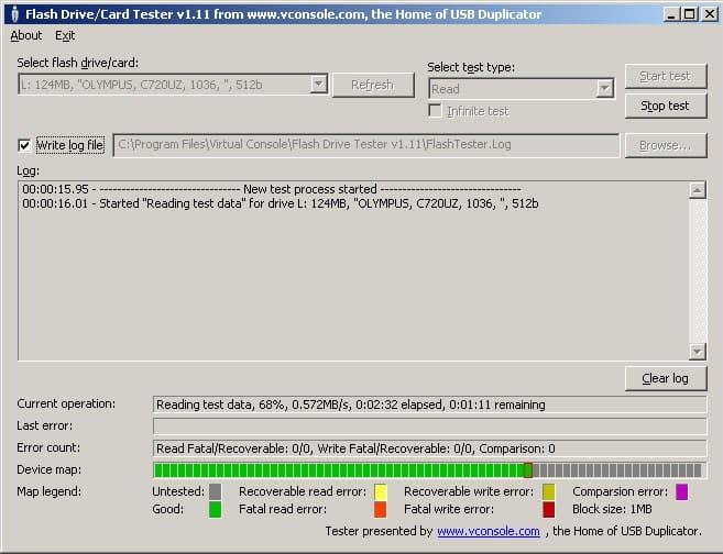 tester son mat u00e9riel avec des logiciels