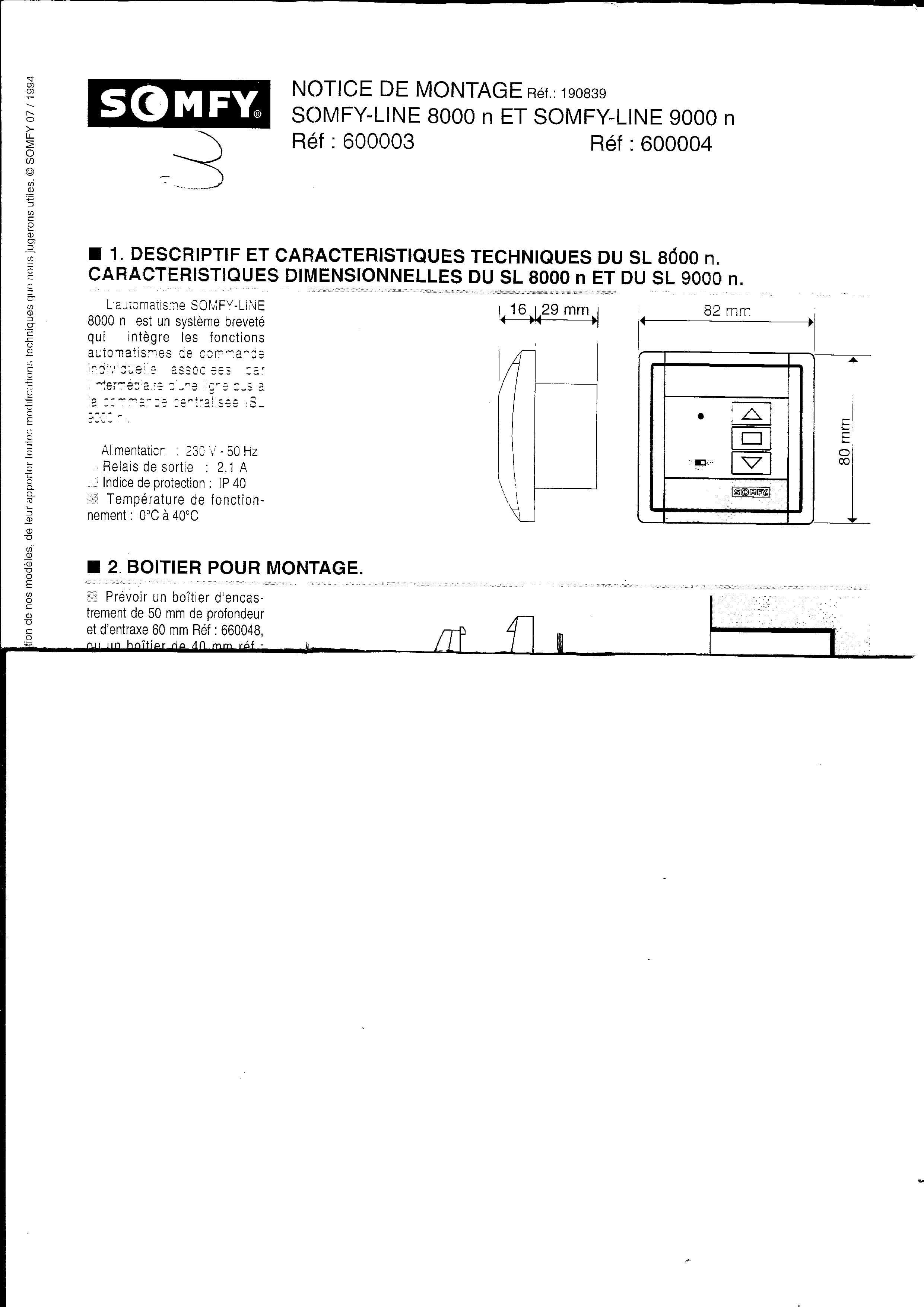 horloge somfy volets roulants r solu electronique. Black Bedroom Furniture Sets. Home Design Ideas