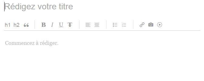 comment publier un article sur linkedin