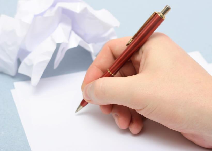 modele de lettre pour un testament Modèle de lettre : Testament   deshériter son conjoint modele de lettre pour un testament