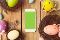 Pâques : pensez à la chasse aux œufs numérique