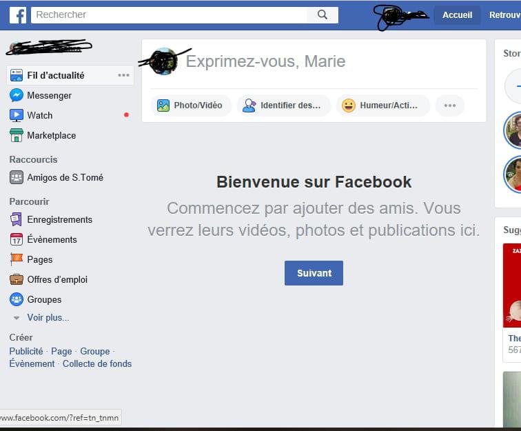 Mur Facebook En Rade Forum Internet Reseaux Sociaux