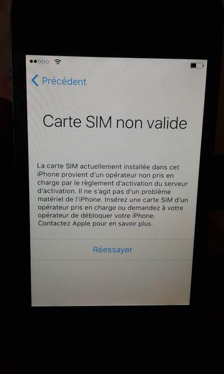 Iphone 4 Carte Sim Forum Iphone Comment Ca Marche