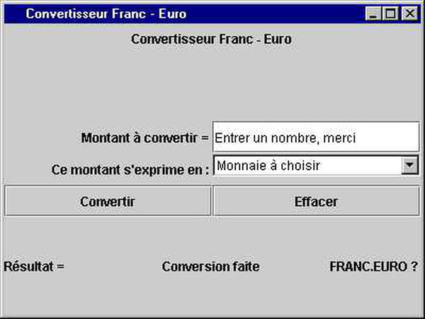 convertisseur franc cfa euro