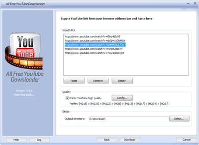 free youtube download comment ca marche