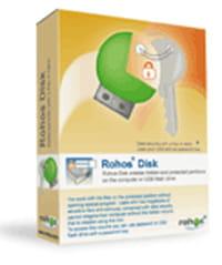 Rohos Disk Encryption 1.7 : nouvelle solution de cryptage sans droits administrateur